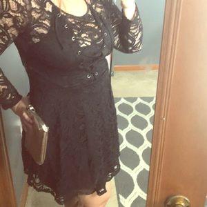 Lacy Corset Dress